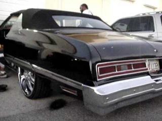 Super Clean 1974 Chevy Caprice 468 Big Block
