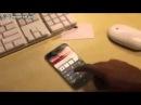 Самоуничтожающийся айфон