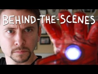 Iron Man 3 Trailer - Homemade Behind The Scenes