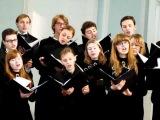 Камерный хор Московской Консерватории.В роще девки гуляли