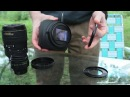 AG-7200 (AG-LA7200) True Anamorphic Lens Adapter Tutorial on DSLRs using 5d mark II