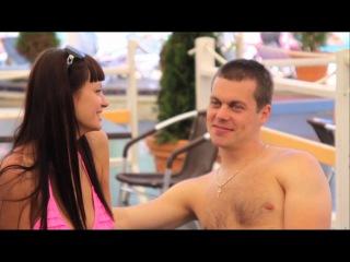 Love story знакомство в Турции Сергея и Юлии