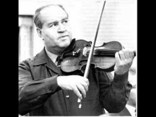 David Oistrakh plays Entracte from