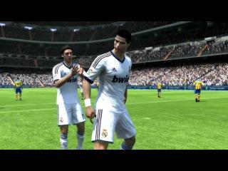 Мега - сумасшедшие голы в FIFA 13 ! Пожалуй , самый лучший ролик о играх ФИФА , что я видел