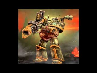 Dawn of War II: Retribution voicelines - Plague Marine