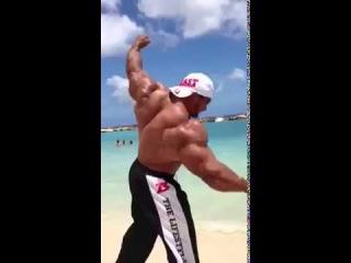 Roelly Winklaar auf Curaçao
