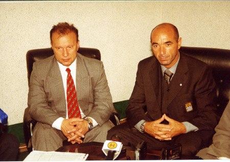 Гра за ідею. Ворскла у сезоні-2000/2001 - изображение 4