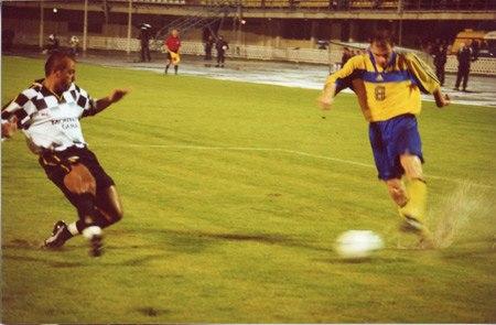 Гра за ідею. Ворскла у сезоні-2000/2001 - изображение 6