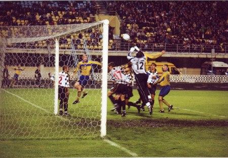 Гра за ідею. Ворскла у сезоні-2000/2001 - изображение 7