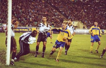 Гра за ідею. Ворскла у сезоні-2000/2001 - изображение 5