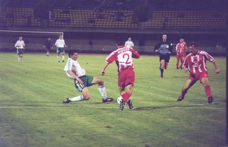Гра за ідею. Ворскла у сезоні-2000/2001 - изображение 2