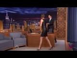 Actress Emily VanCamp ~ Jimmy Fallons Tonight Show