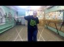 Тренировка группы В 15 03 14 jam Zelenuy