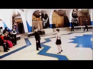 Спотртивные бальные танцы: Ювеналы 2 , Е класс La (samba, cha cha ...