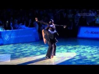 Russian Dancesport Championship Latin 2014 | solo Rumba | Andrey Gusev & Ekaterina Nikolaeva