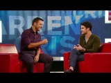 Darren Criss on George Stroumboulopoulos Tonight: Interview