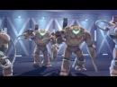Видео к мультфильму «Железный человек и Халк: Союз героев» (2013): Трейлер