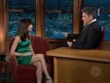 Late Late Show Craig Ferguson Alyson Hannigan
