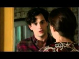 Dair Dan &amp Blair Scenes Gossip Girl 5x10 Riding In Town Cars With Boys pt 2
