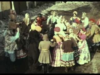 Новогоднее похищение (1969) 1/2 Фильм-концерт