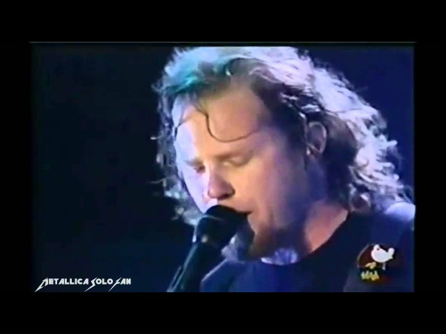 Metallica - Turn The Page (Live At Woodstock 1999) HD