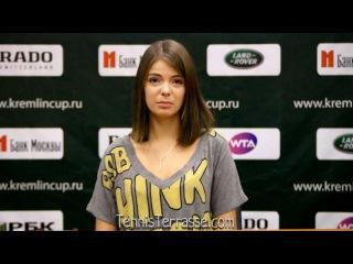 Софья Тартакова. Интервью о теннисе, работе и жизни.