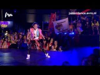 Valery - Halve Finale Junior Dance 2012