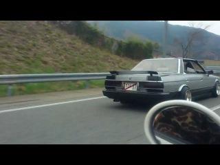 Jungle Bells на Toyota Mark II GX 71