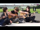 WE BUTTER THE BREAD WITH BUTTER - USE SOMEBODY (KINGS OF LEON ACOUSTIC COVER) (Indie / Acoustic) (2010)