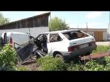 4 погибли в ДТП под Голышманово