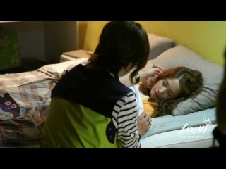 Love Rain 사랑비 Making #7 BTS Hana & Joon's Sad Scenes. May11,2012