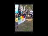 Kim Hyung Jun - CSR Campaign Together fpr Green World at Rot Fai Park BKK 15.12.12 Part 1