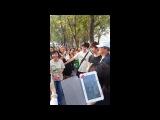 Kim Hyung Jun - CSR Campaign Together fpr Green World at Rot Fai Park BKK 15.12.12 Part 3
