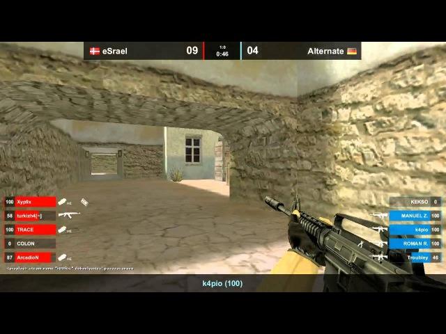 ASUS SPRING 2012 ONLINE - ALT vs. eSrael @ tuscan