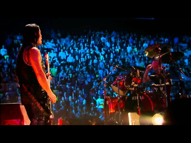 Metallica Live - Quebec Magnetic - Turn The Page [HD]