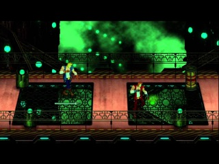 Xbox 360 Longplay [111] Double Dragon Neon