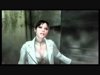 Claire Redfield/Jill Valentine 'What the hell!?'