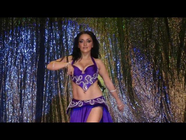 Vilena Shamahan ⊰⊱ Gala show Primorye CUP '12.