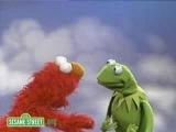 Sesame Street: Kermit And Elmo Discuss Happy And Sad