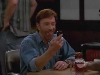 Chuck Norris - Yes, Dear - The final scene of