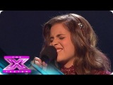 Carly Rose Sonenclar Tickles the Ivories on  Imagine - THE X FACTOR USA 2012
