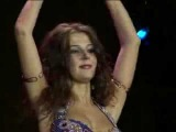 A Russian Belly Dancer on Ticket To Bollywood Contest (Русская под индийских танцоров)