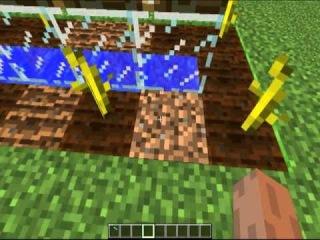 Как выращивать тыквы и арбузы в minecraft. Арбузная ферма