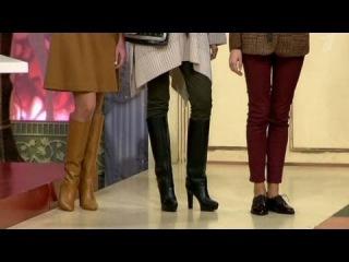 Модные советы : Обувь этого сезона 22.10.12
