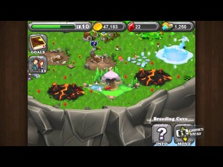 DragonVale Part 4 - iPhone Game Preview