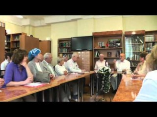 Встреча с МУРАДОМ АДЖИ ч.3 (20.05.2012)