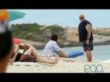 Джаред на пляже в Рио 7.05.2012