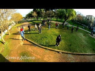 Harlem Shake Athens Greece