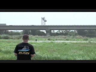 Alan Szabo Jr. ALIGN Trex 700E Test Flight