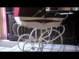 Classic Pram Restored Wilson Egremont Pram 1971 Restored by Mors Ouderwetse Kinderwagens